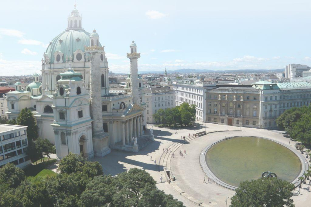 Standort der MCP Wien am Karlsplatz