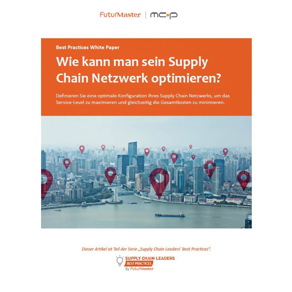 Optimierung Supply Chain Netzwerk